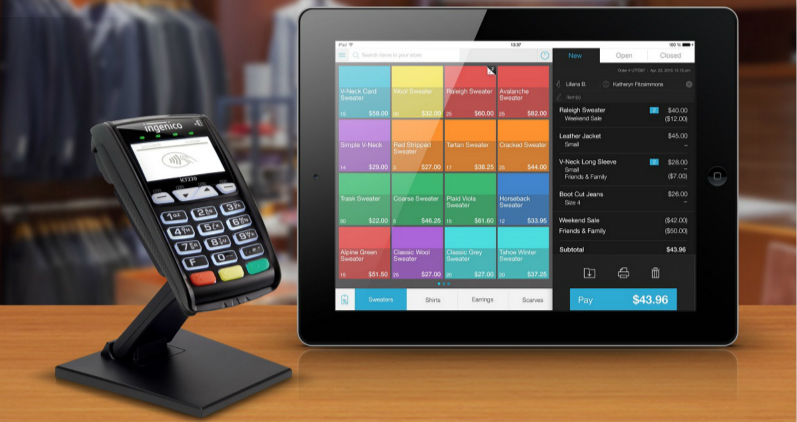 Pos Software For Profitable Retail Business Process Of