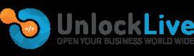 Unlocklive Retina Logo