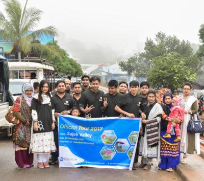 sajek valley tour