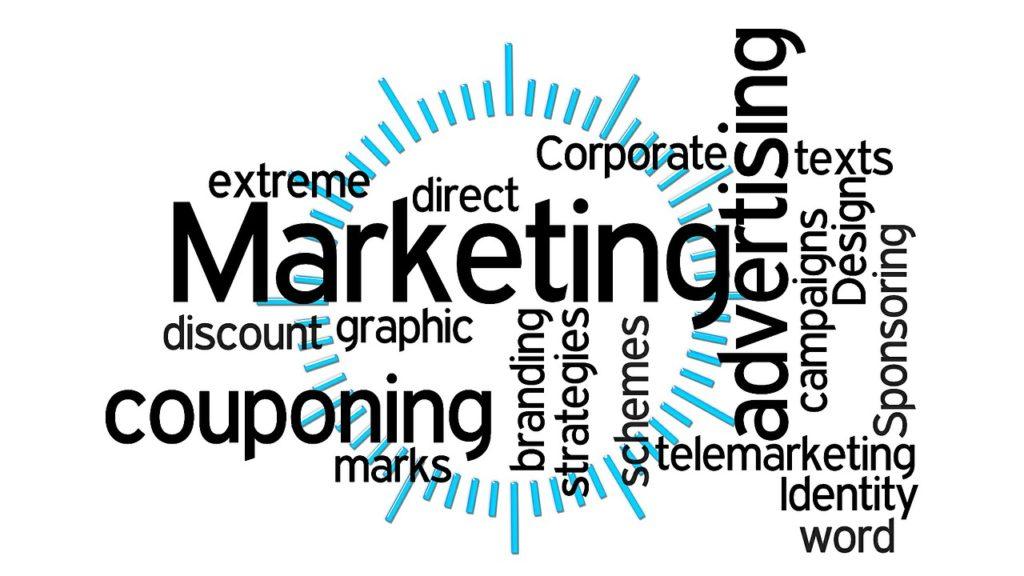 Online and offline marketing strategies
